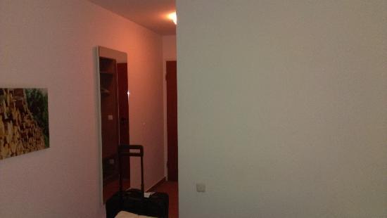 Landhotel Martinshof: extremely small