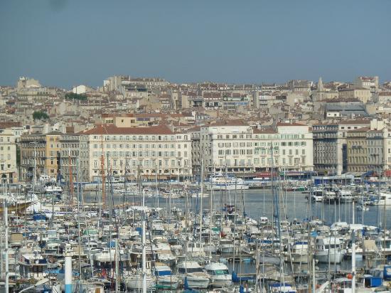 Hotel Carre Vieux Port Marseille : Localizado no Vieux Port de Marselha.