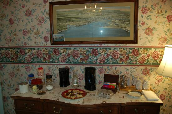 The Maple Inn: Afternoon tea buffet