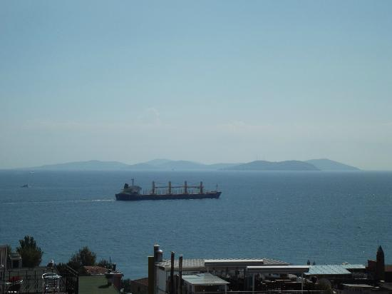 Hotel Park: Mer de Marmara