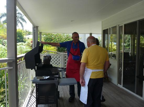 Life's a Feast: Learning the finer points of BBQing!