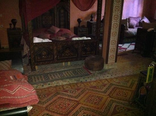 Riad Lahboul: room 1