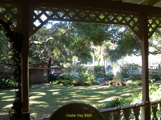 Cedar Key Bed and Breakfast: Cedar Key B&B