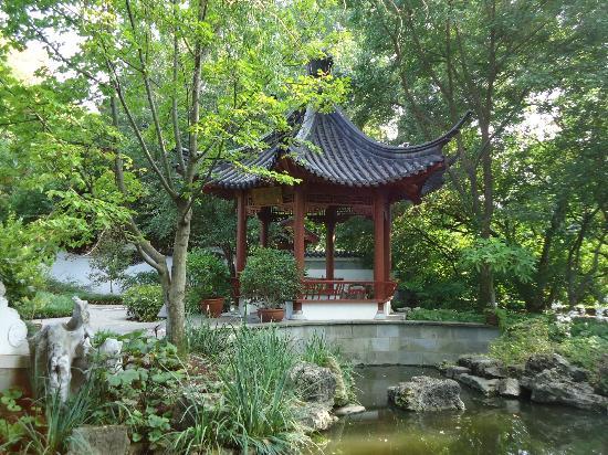 missouri botanical garden japanese pavillion - Botanical Garden St Louis