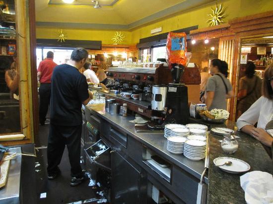 counter coffee machine