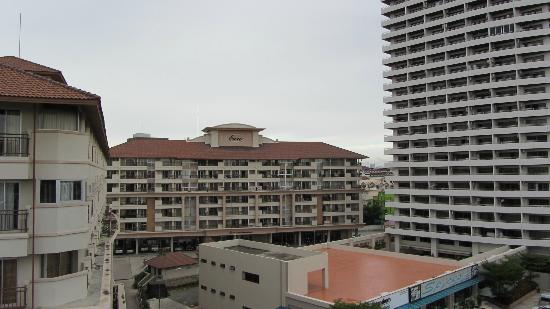 Mooks Residence: vue de la fenetre