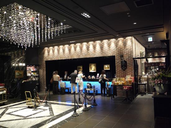 Hotel Monterey Kyoto: Lobby / Empfang