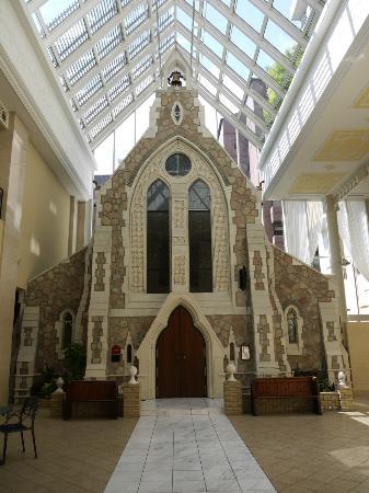 Hotel Monterey Kyoto: hoteleigene Kapelle (für Hochzeiten)