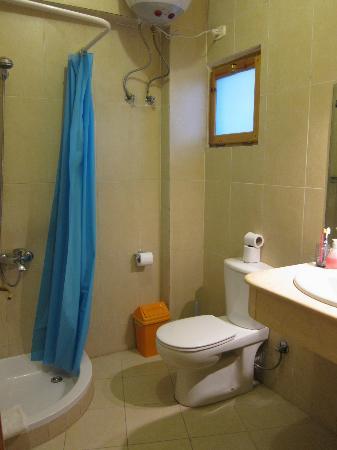 El Primo Hotel Dahab: Bathroom