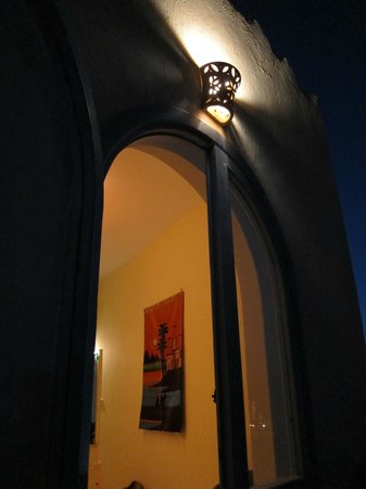 El Primo Hotel Dahab: Balcony