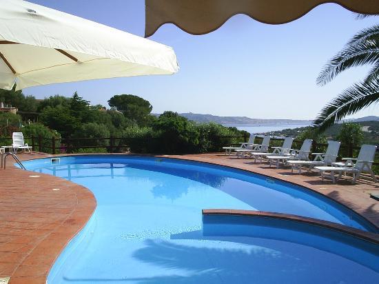 Club Esse Porto Rafael Altura: Piscina albergo