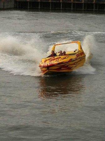 Beach Rider Jet Boats