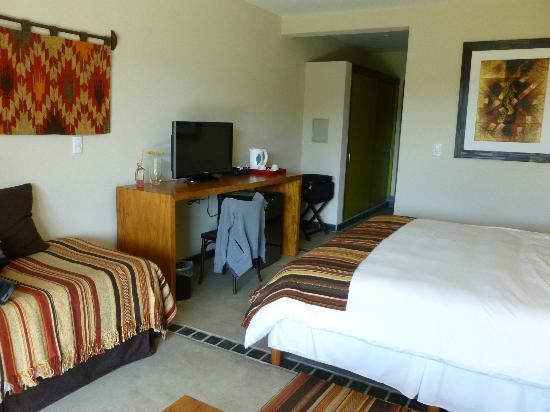 Villa Mansa Wine Hotel & Spa: Amplia
