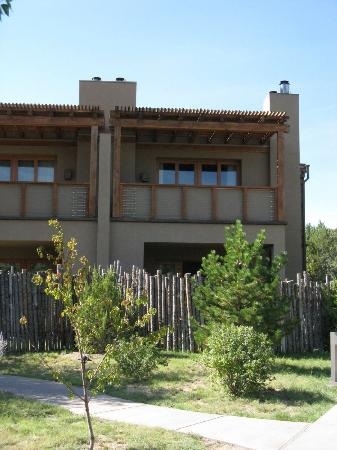 Four Seasons Resort Rancho Encantado Santa Fe: View of our casita building