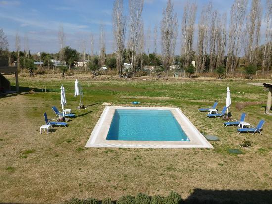 Villa Mansa Wine Hotel & Spa: Foto desde el mirador