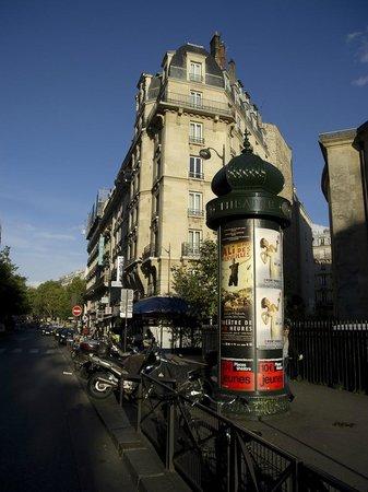 Paris France Hotel: Hotel