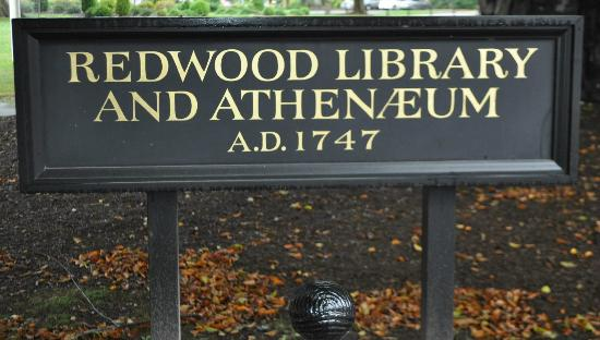 Redwood Library & Athenaeum: Redwood Library