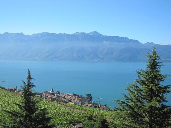 Villa Lavaux Boutique B&B: Lake Geneva