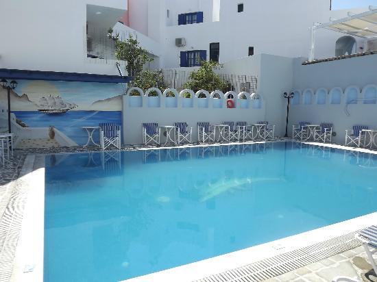 Blue Sky Hotel: Piscina Blu sky