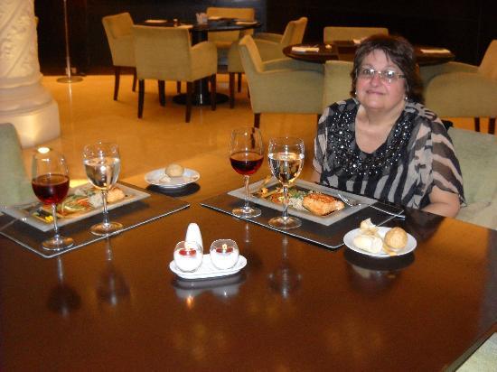 NH Collection Buenos Aires Jousten: Restaurante