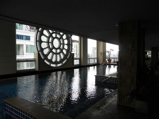 Mayfair, Bangkok - Marriott Executive Apartments: Roodtop Pool