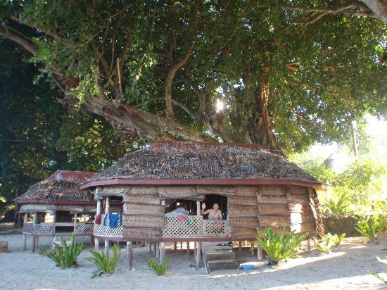 Satuiatua Beach Resort: Satuaiatua Beach Fale