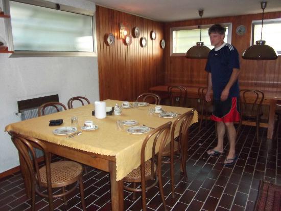 Windrose  Bed & Breakfast - La Rosa dei Venti: breakfast area