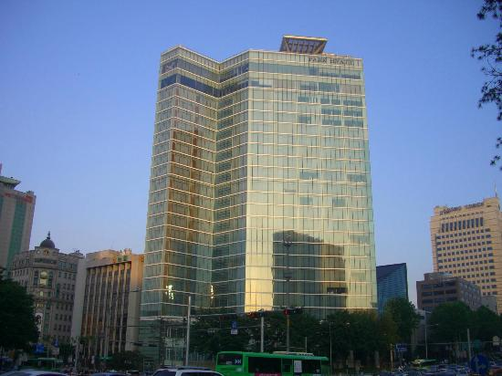 Park Hyatt Seoul: external appearance