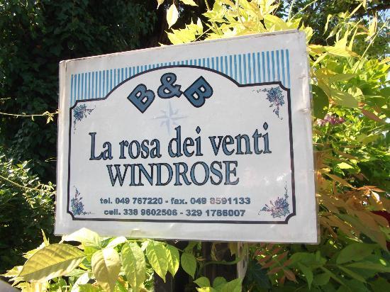 Bed & Breakfast Windrose - La Rosa dei Venti : the B&B