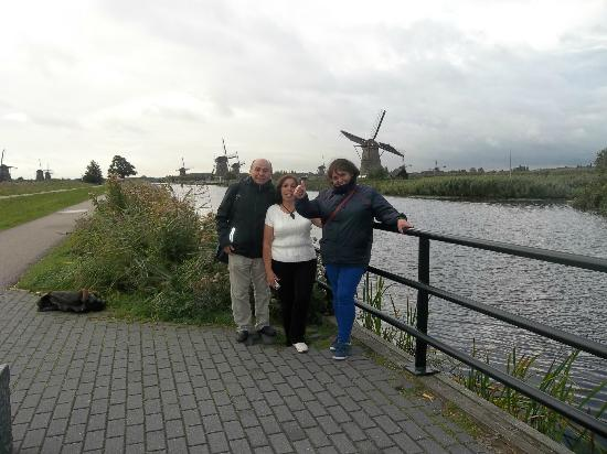 South Holland Province, The Netherlands: EN UNA CAMINATA CON CARLOS Y MARGARITA