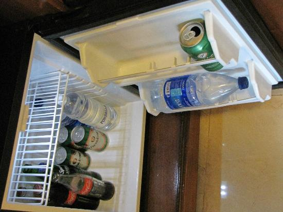 Grand Palladium Punta Cana Resort & Spa: Fridge never worked, I'd alway end up not drinking what I start