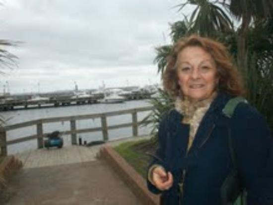 Hotel San Marcos: Aunos poquitos km en el puerto de Punta del Este