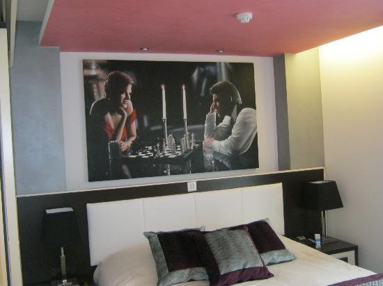 Hotel Belle Vue : Chambre Traditionnelle......