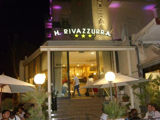Hotel Rivazzurra Rimini: Stupendo