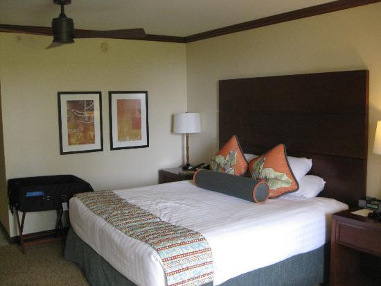 Grand Hyatt Kauai Resort & Spa: Bedroom