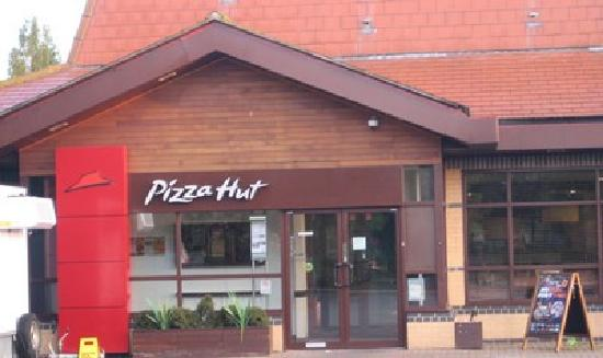 Pizza Hut Galleys Corner Braintree Picture Of Pizza