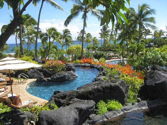 Grand Hyatt Kauai Resort & Spa: another pool area