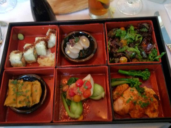 Chaya Brasserie: Bento Lunch