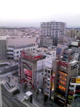 Odakyu Hotel Century Sagami-Ono : 窓からの風景