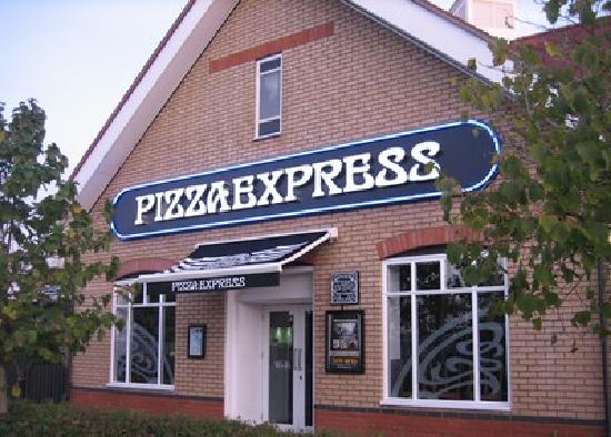 Pizza Express Freeport Braintree Picture Of Pizza