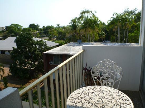 Paravista Motel: Balcony Corner Room 18