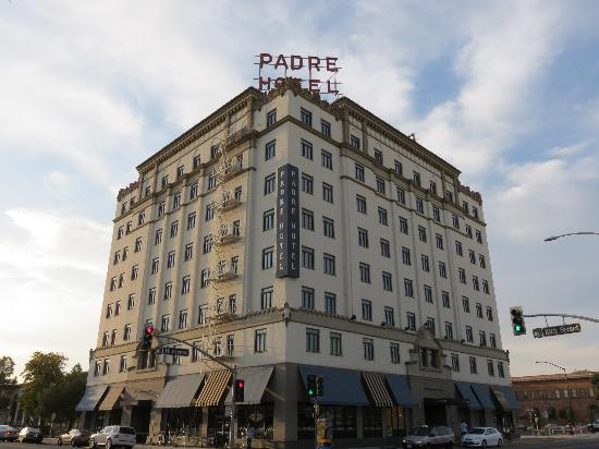 ‪‪Padre Hotel‬: Art Deco restoration of Padre Hotel