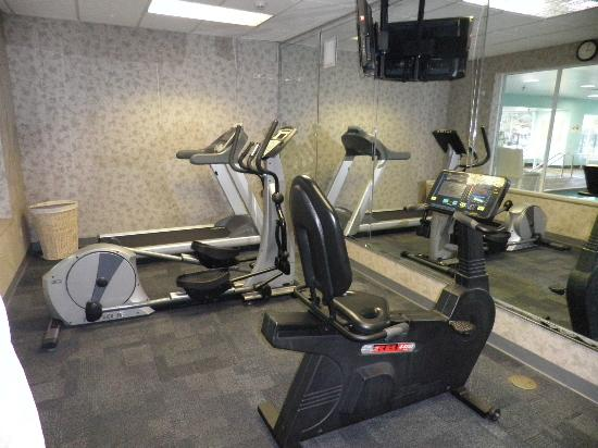 Hampton Inn and Suites Chicago Lincolnshire: Fitness Room
