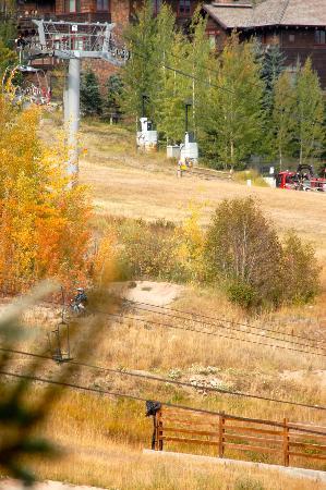 Teton Club : Tram