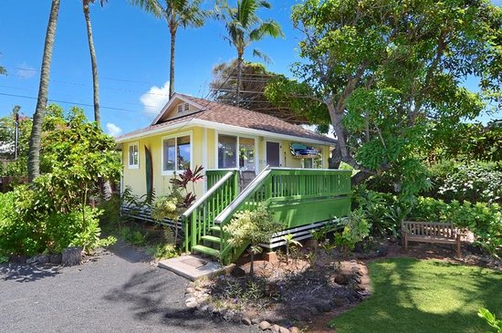 17 Palms Kauai: Hale Iki Cottage (one bedroom, sleeps two)