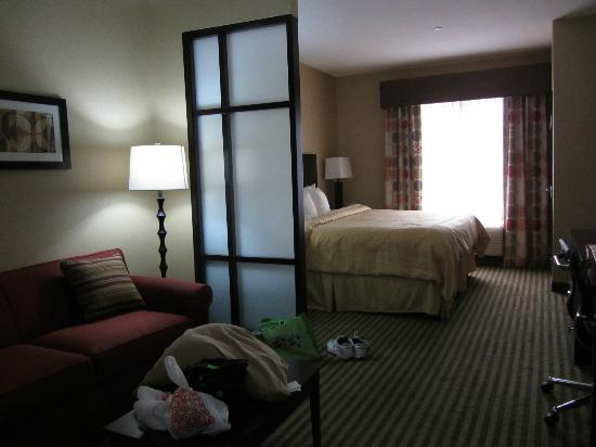 Holiday Inn Express & Suites Elkton - Newark S. - UD Area : bed area