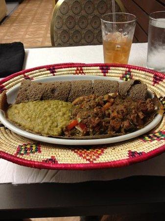 Uchenna: Yebeg Alecha- lamb dish yummy!!