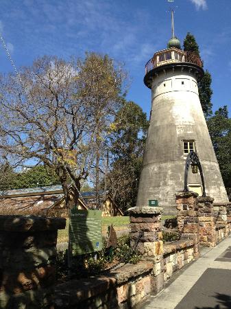 Soho Motel: The Old Windmill - Tourist landmark