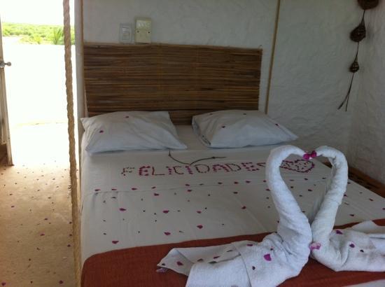 Casa Blat Ha: nuestra habitación