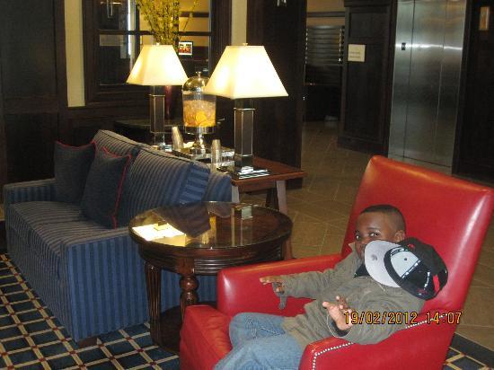 Sheraton Erie Bayfront Hotel: Lobby